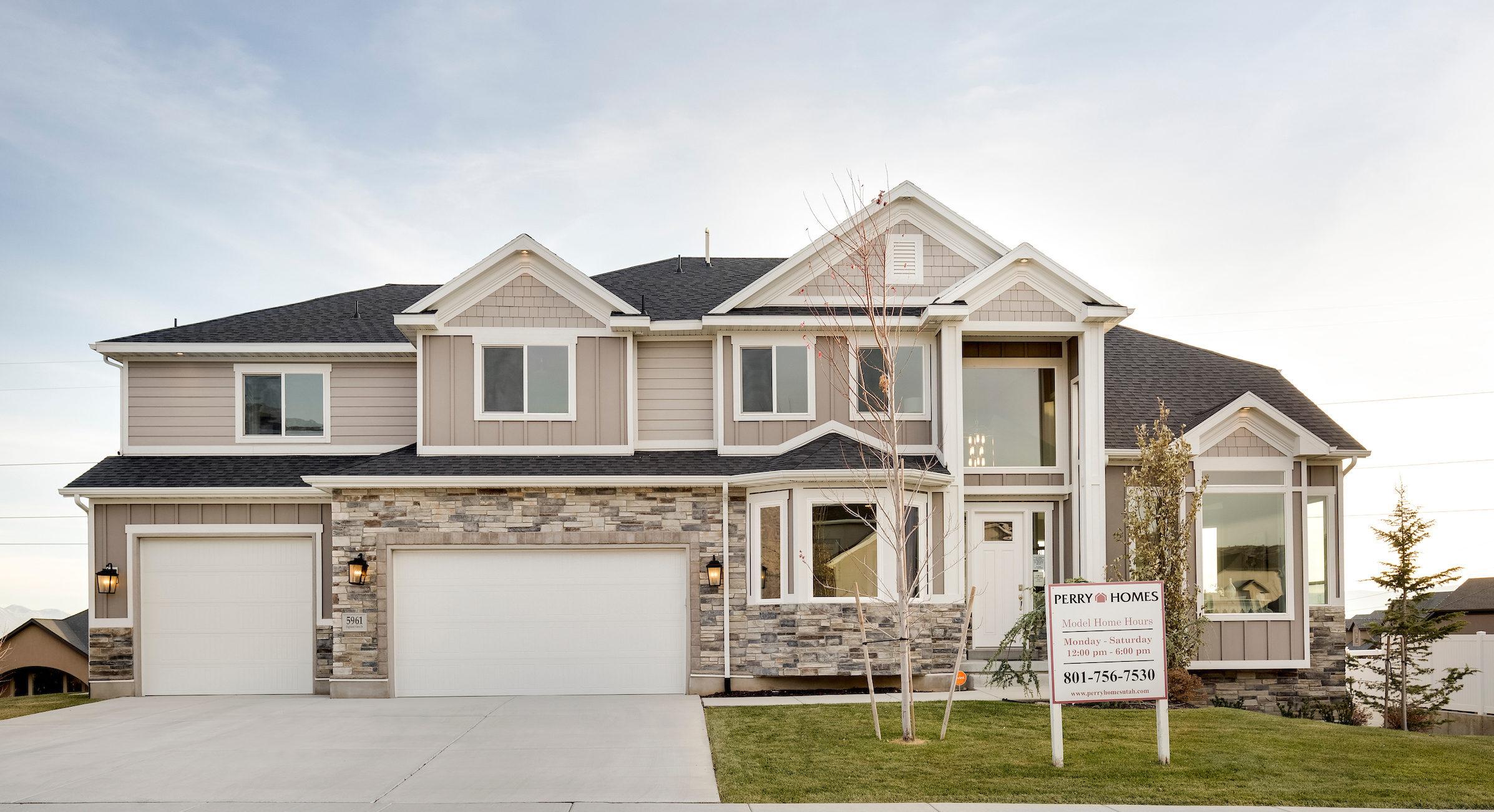 Beacon Hill Model Home