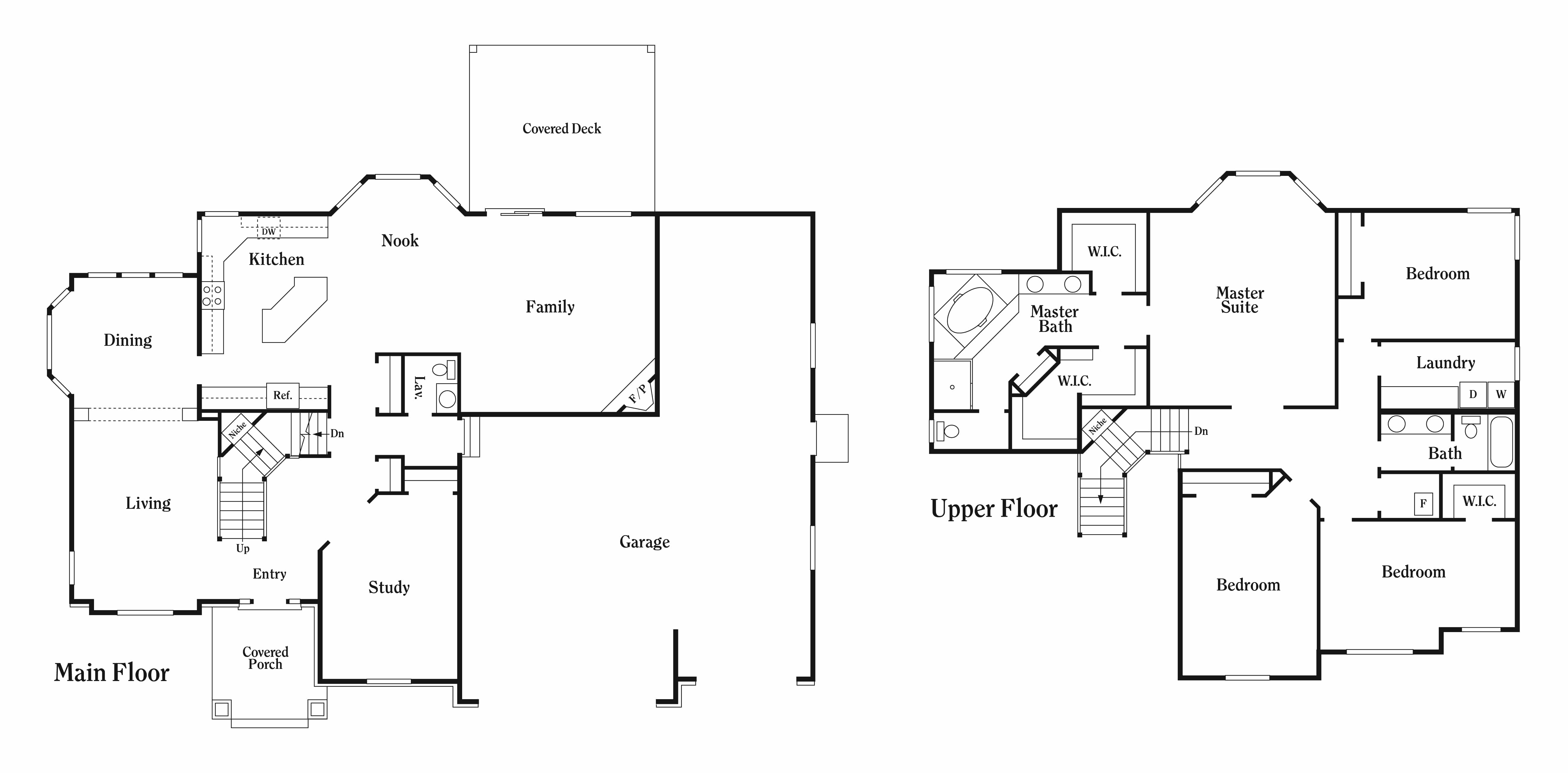 LANCE-Willow Floor Plan-Perry