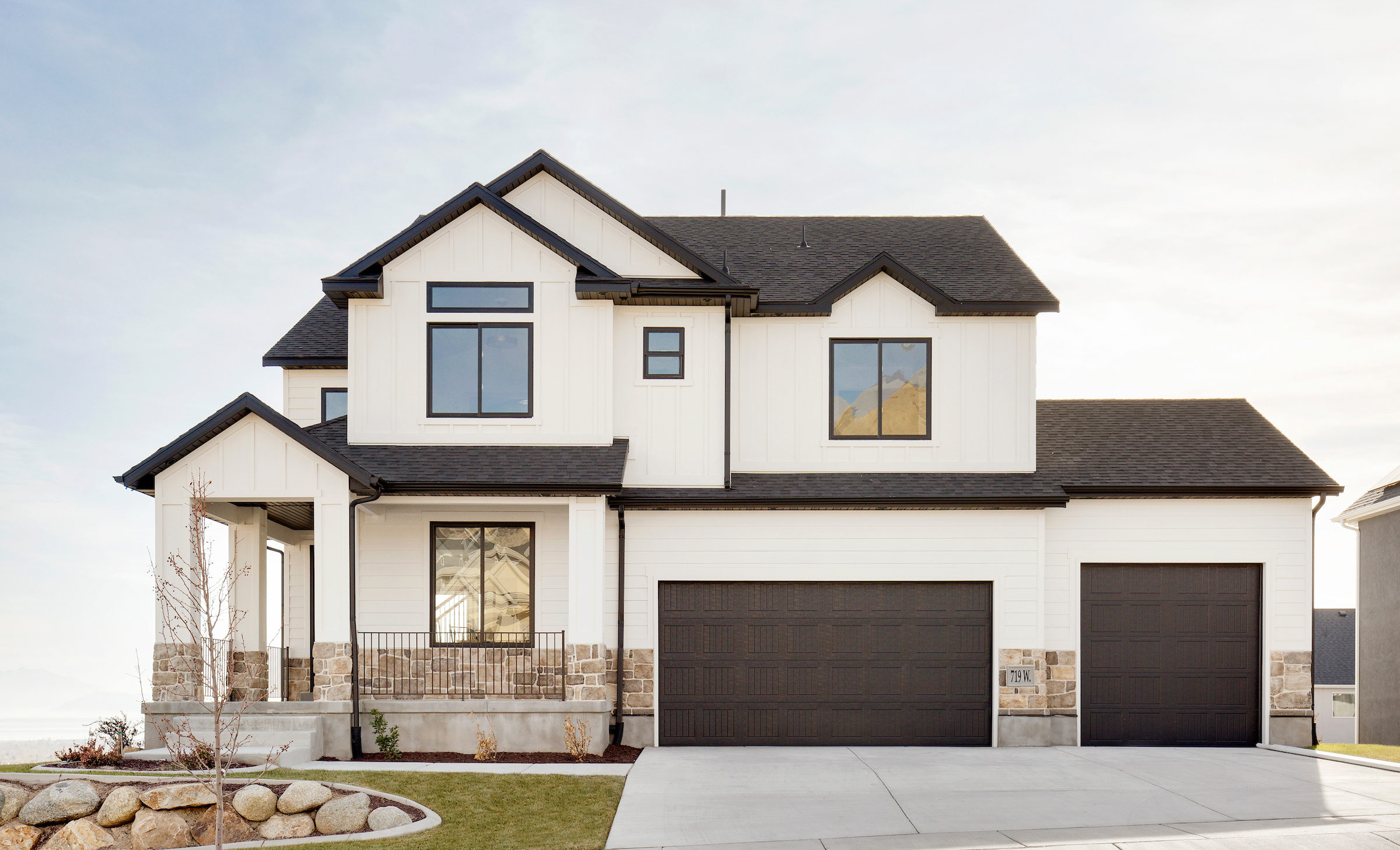 Crossing At Traverse Model Home