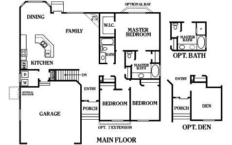 hamilton | perry homes