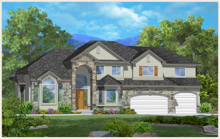 sequoia | perry homes
