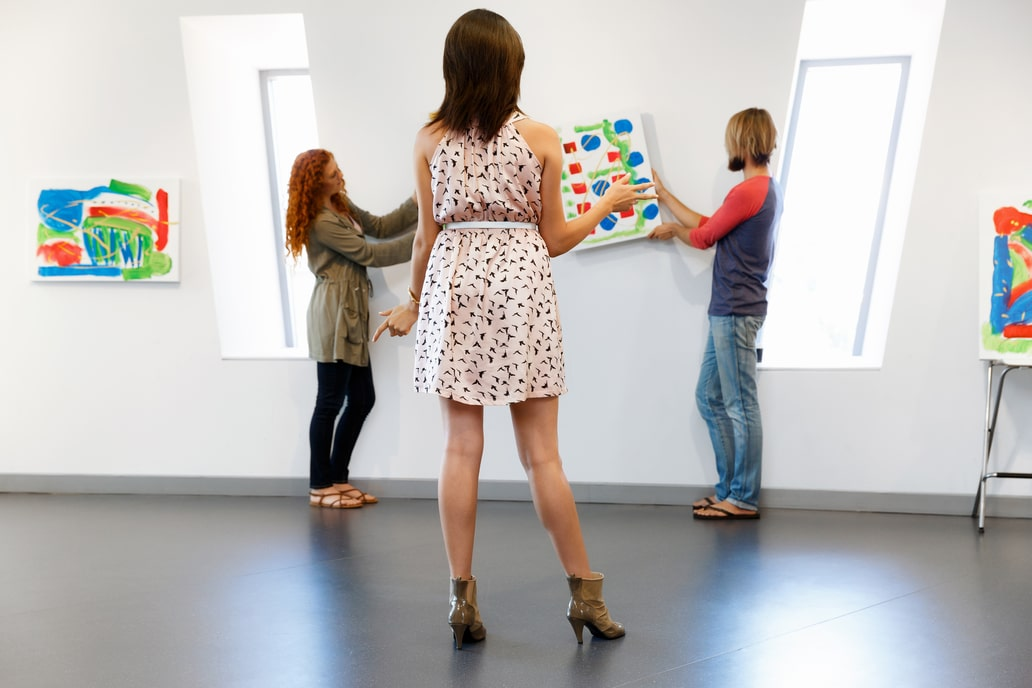 Art on your wall, Perry Model Homes blog.