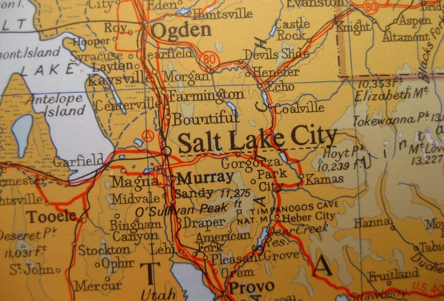 Best Towns To Live In Utah