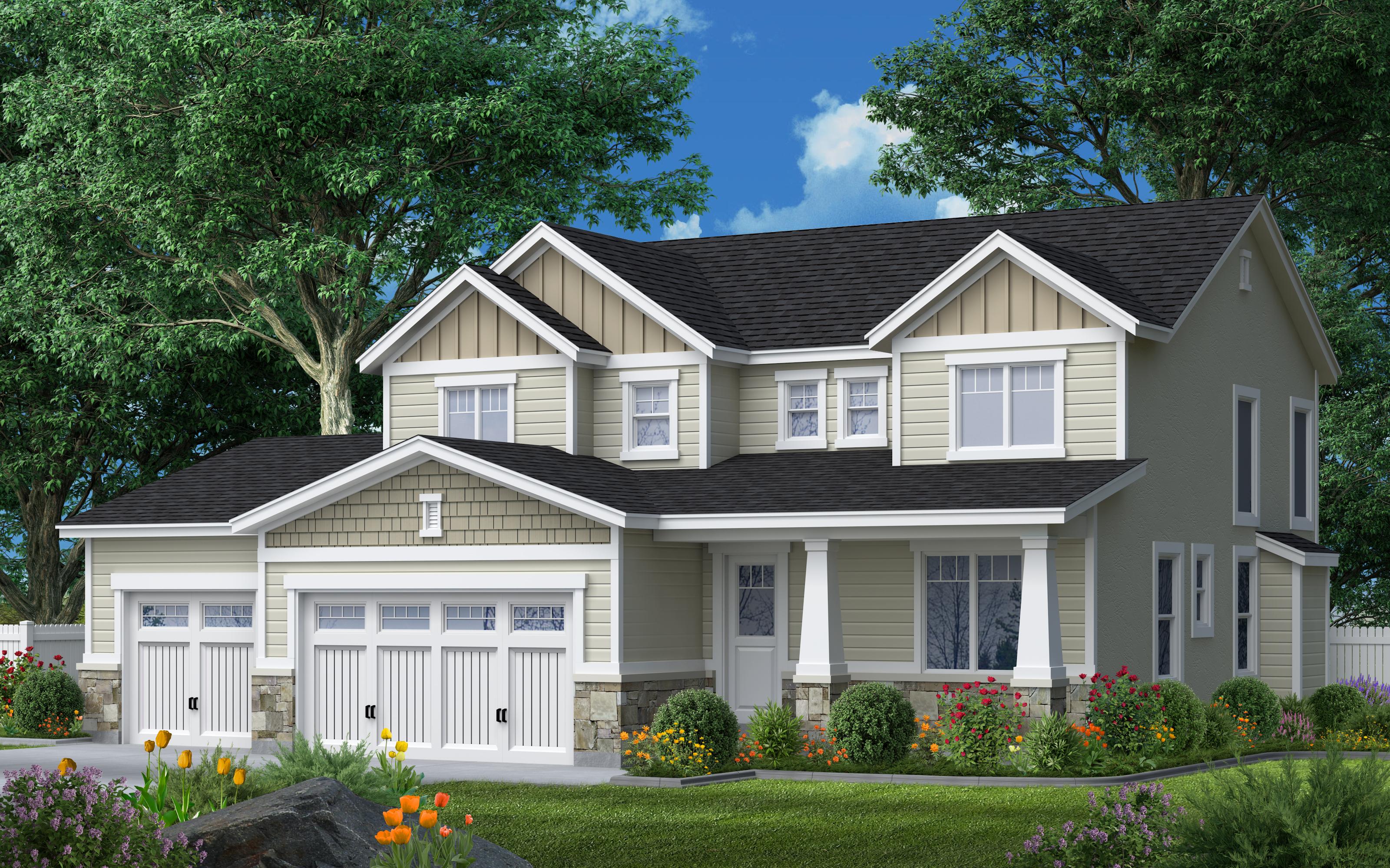 Monroe Home Design